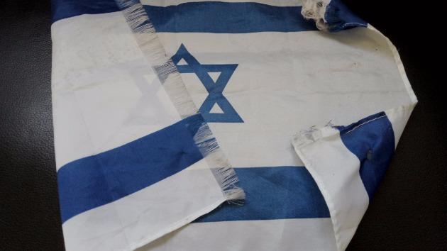 Первая кисть Израиля