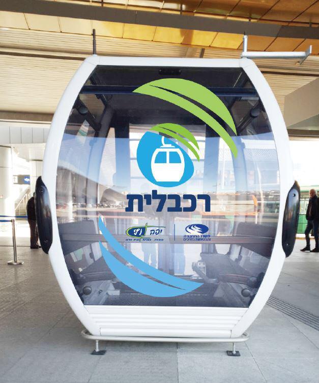 Хайфа — первый в Израиле город с общественным транспортом — фуникулером