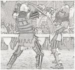 Рыцарский турнир в Иерусалиме