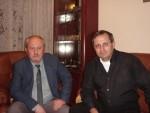 Яков Кедми и Александр Волк