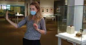 Выставка японских гравюр